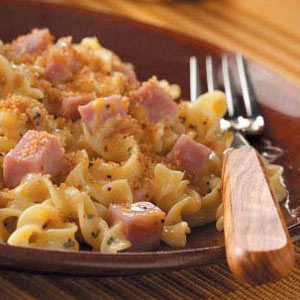 Ham and noodle casserole photo 2