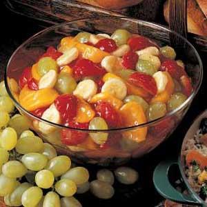 Quick fruit salad photo 1