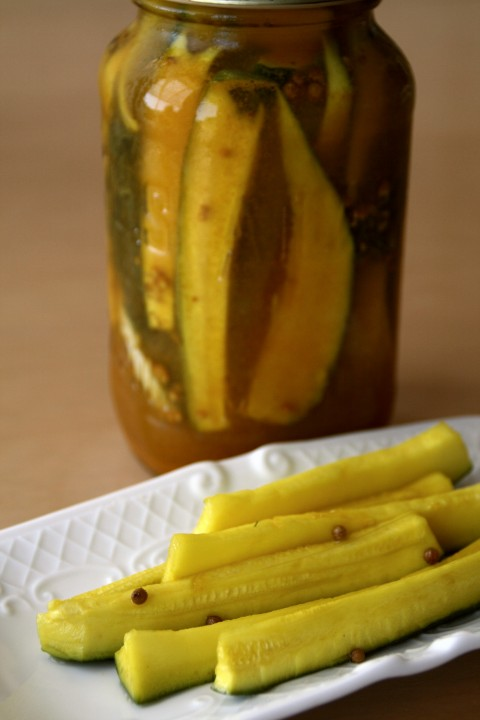 Refrigerator pickles photo 2