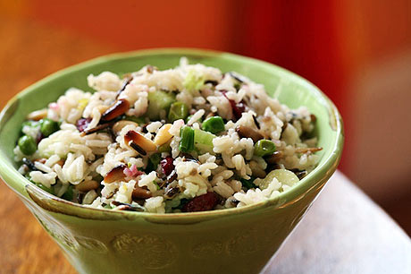 Wild rice salad photo 2