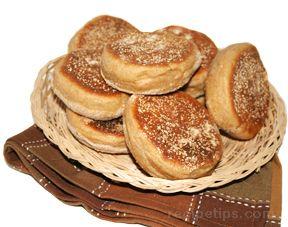 English muffin bread photo 2