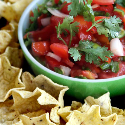 Fresh salsa photo 1