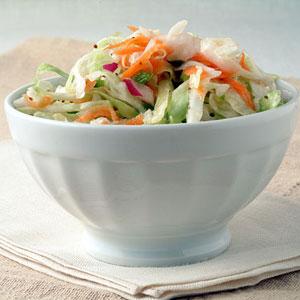 Cabbage salad photo 1