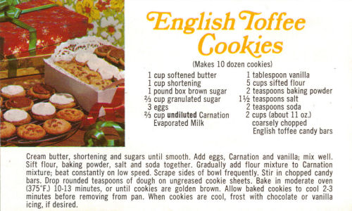 Рецепт по английскому языку с переводом для 6 класса