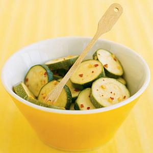 Zucchini pickles photo 1
