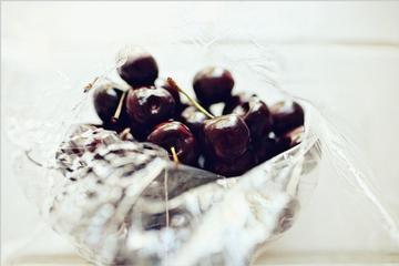 Frozen cherry salad photo 2