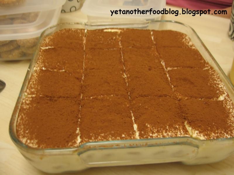 Рецепт торта тирамису в домашних условиях с пошагово простые