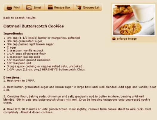 Unbelievable cookies