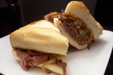 French onion beef au jus photo 1
