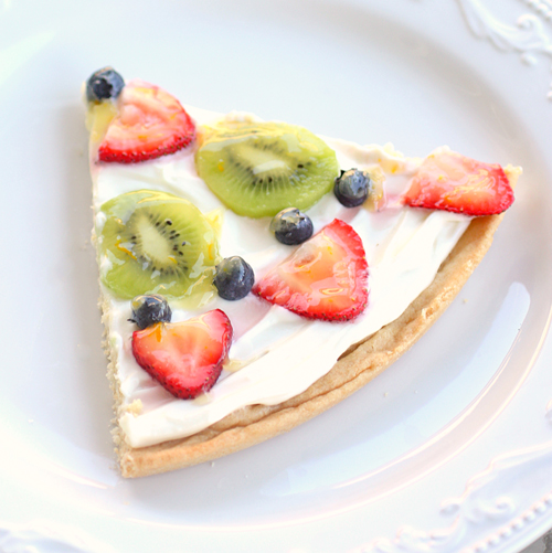 Fruit pizza photo 1