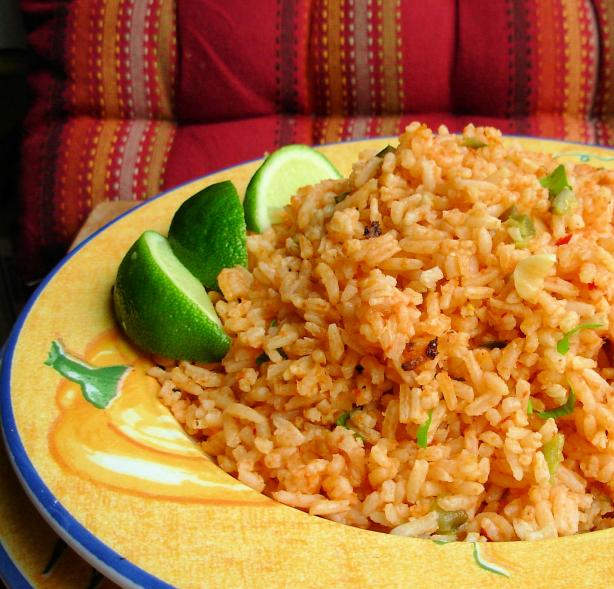 Mexican rice photo 2