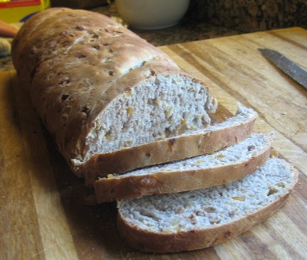 Sourdough french bread photo 1
