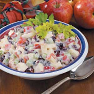 Cran-apple salad photo 2