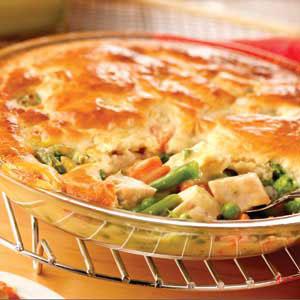 Easy chicken pot pie photo 2