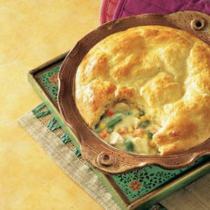 Easy chicken pot pie photo 3