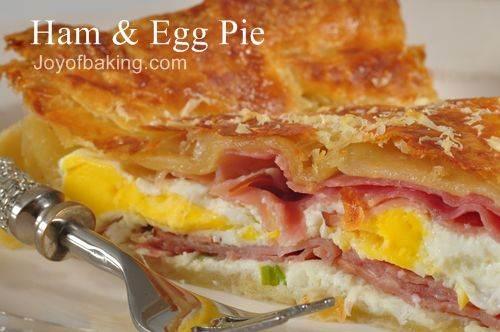 Ham pie photo 1