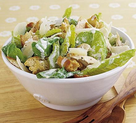 Caesar salad photo 3