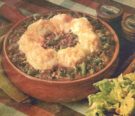 Hamburger pie photo 3
