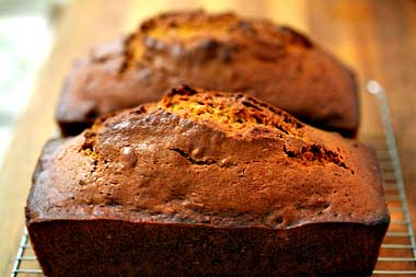 Pumpkin bread photo 3
