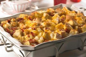 Bacon casserole photo 3