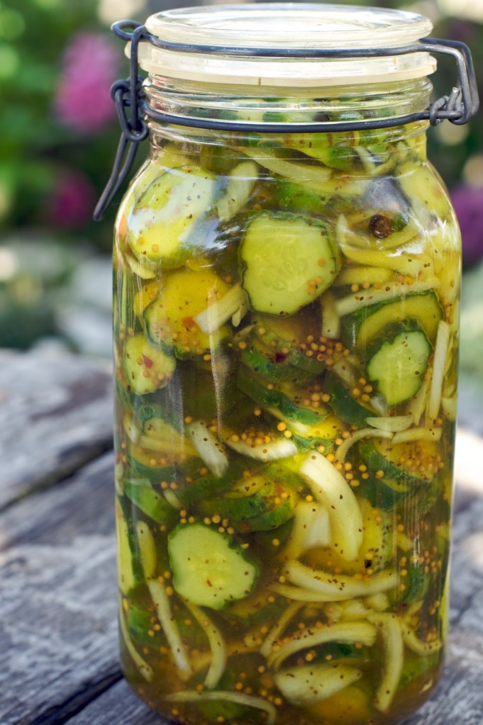 Bread and butter pickles photo 2