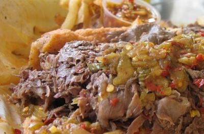 Italian beef sandwiches photo 3