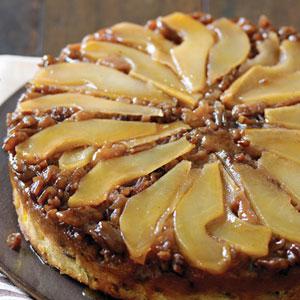 Pear cake photo 2