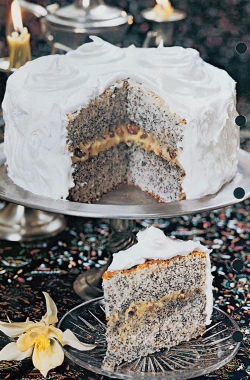 Poppy seed cake photo 2