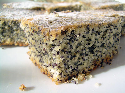 Poppy seed cake photo 1