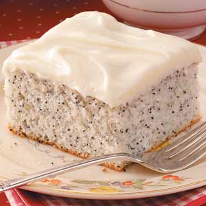 Poppy seed cake photo 3