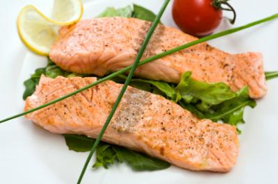 Baked salmon photo 3