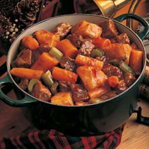 Classic beef stew photo 1