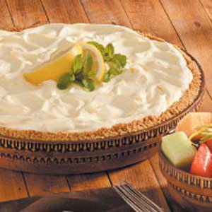 Frozen lemon pie photo 3