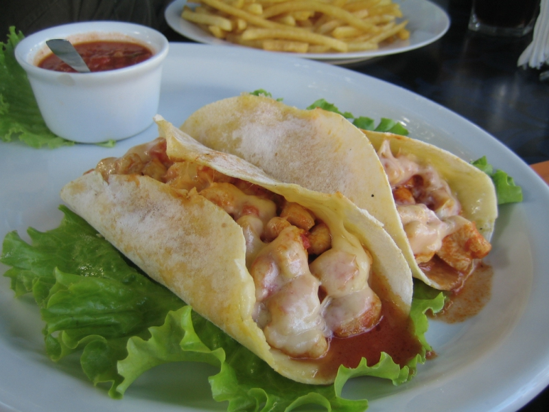Mexican chicken photo 1