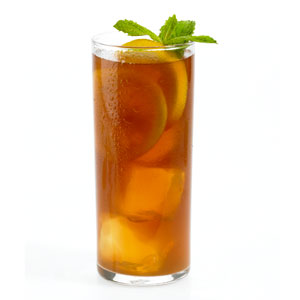 Lime mint tea photo 3