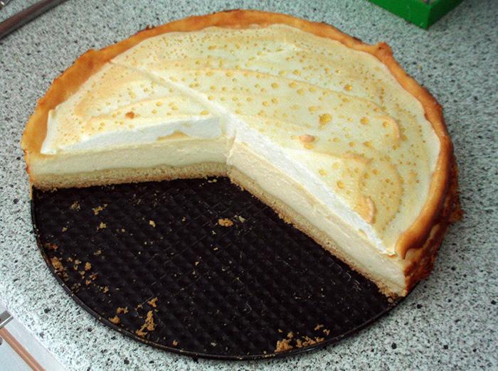 Cheesecake pie photo 2