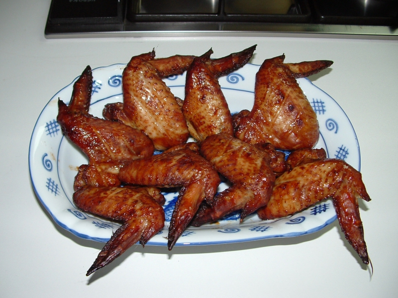 Chinese chicken wings photo 3