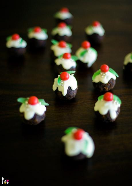 Christmas fruit balls photo 3