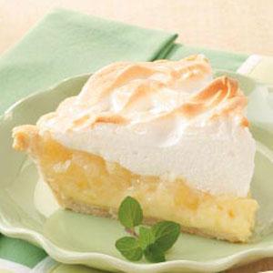 Pineapple cream pie photo 1