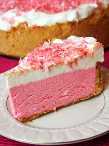 Pink lemonade pie photo 2