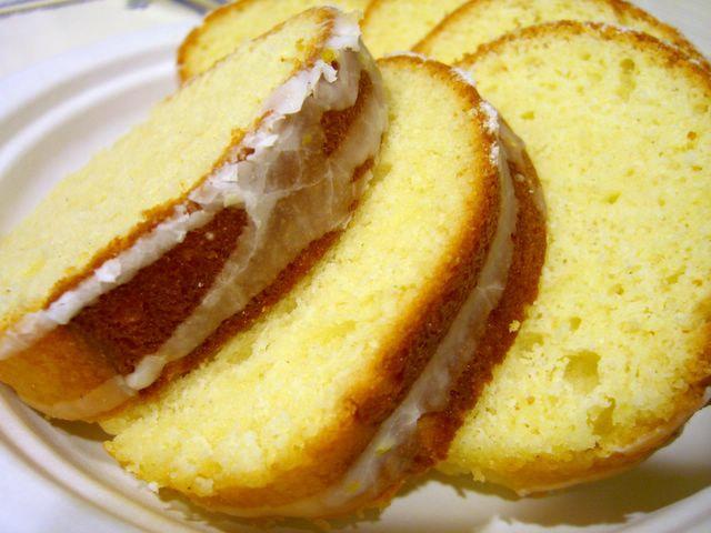 Pound cake photo 1