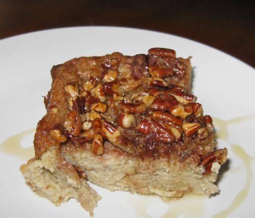 Baked french toast photo 2