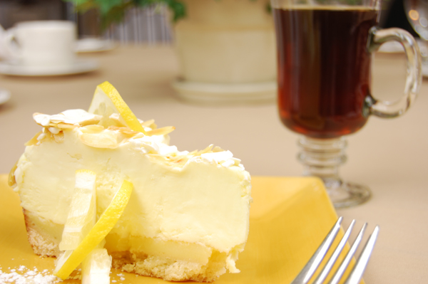 Lemon juice cake photo 3