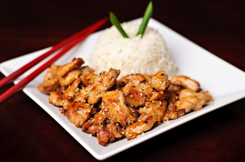 Teriyaki chicken photo 1