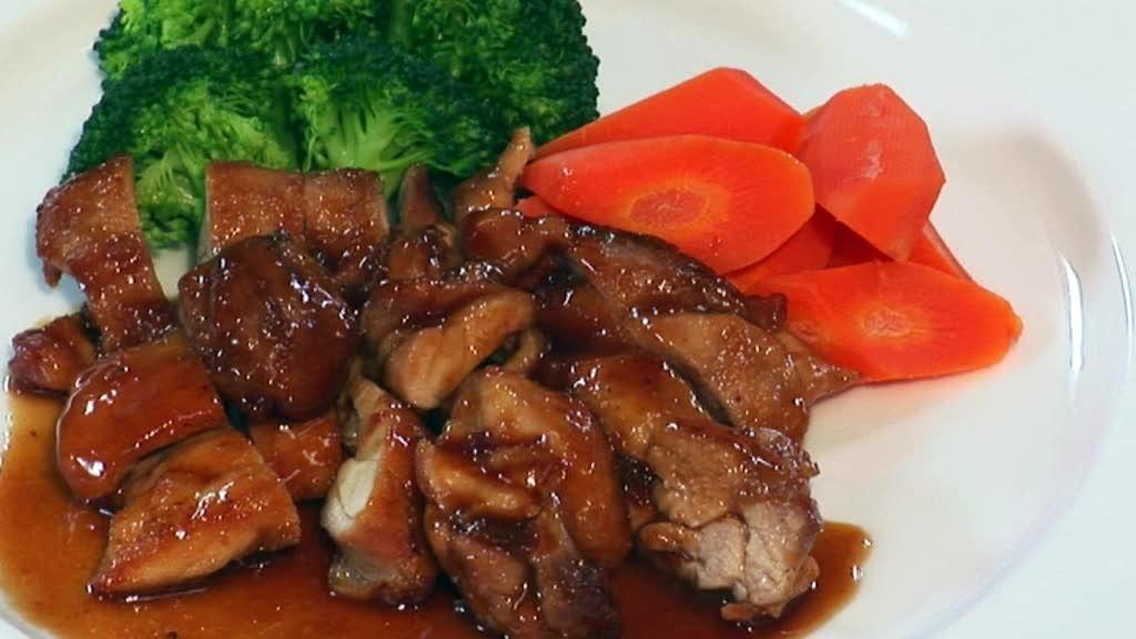 Teriyaki chicken photo 2
