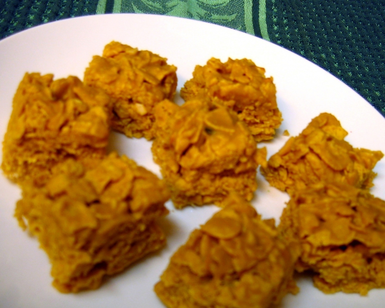 Corn flake candy photo 1