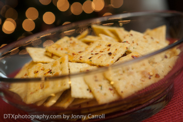 Spicy crackers photo 2