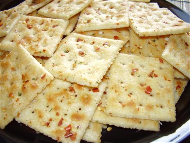 Spicy crackers photo 3