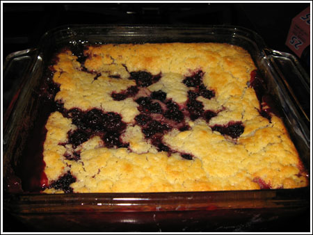 Easy berry cobbler photo 3
