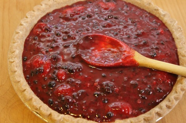 Easy berry cobbler photo 2